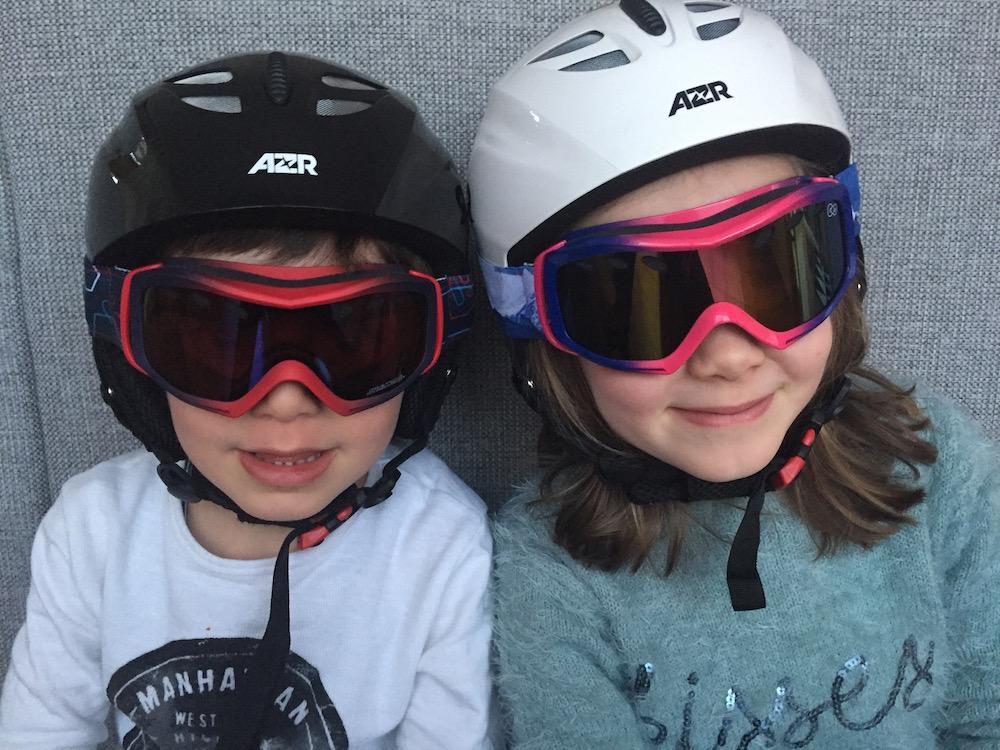 Ski : bien choisir la protection solaire de vos enfants [Giveaway Inside]
