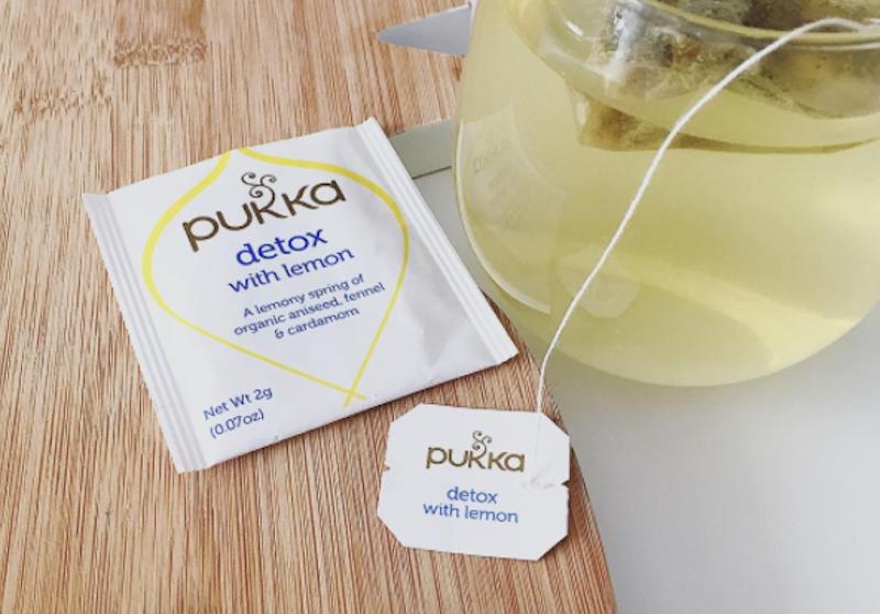 Mon avis sur les thés et tisanes bio Pukka