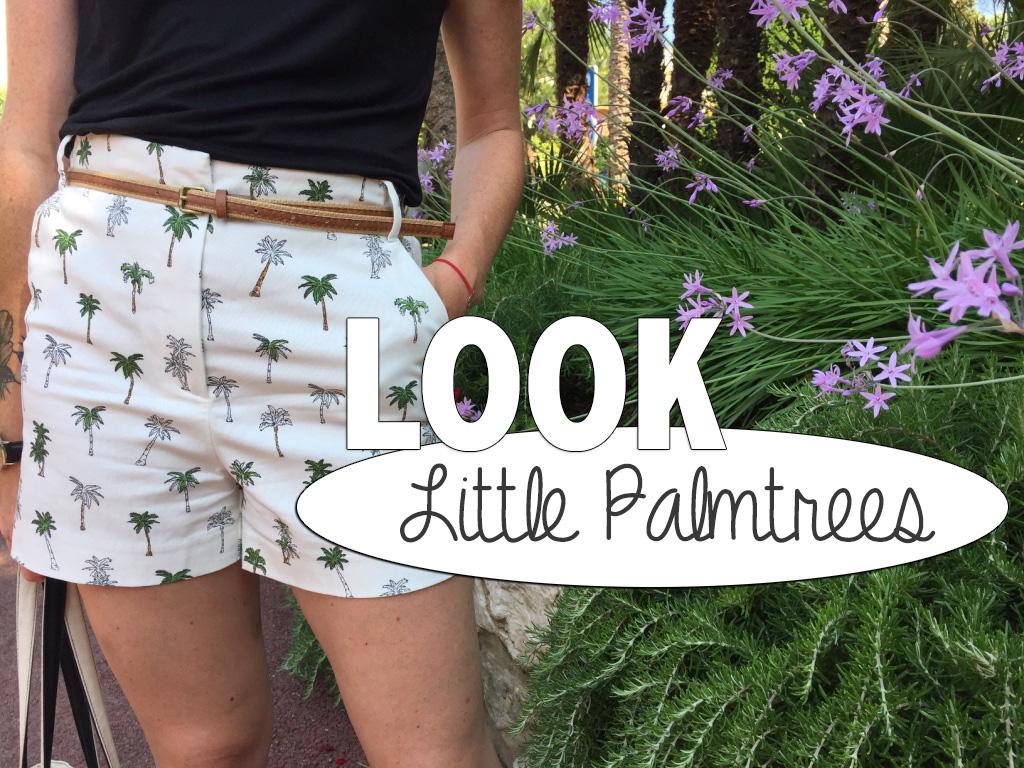 Little palmtrees short #20
