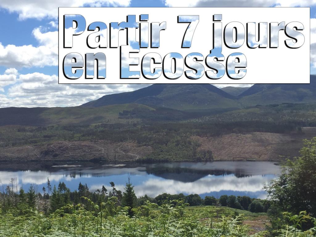 Partir 7 jours en Ecosse