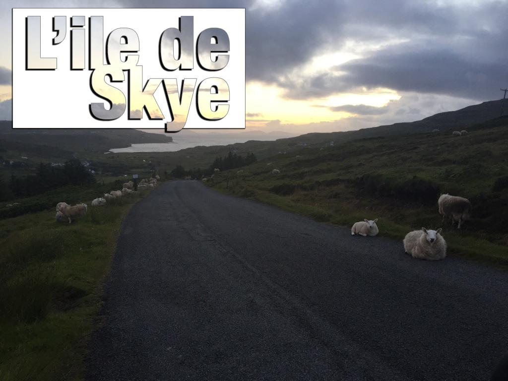 Ecosse : l'île de Skye