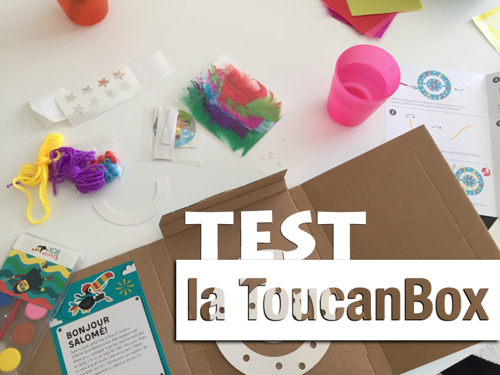 Mamafunky On A Testé La Toucanbox Mamafunky