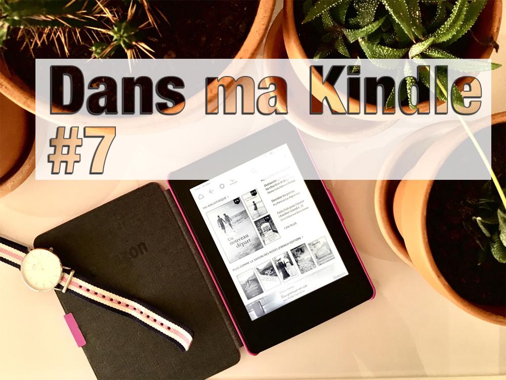 Dans ma Kindle #7