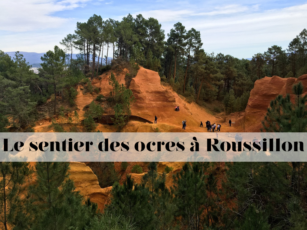 Mamafunky Le Sentier Des Ocres A Roussillon Mamafunky