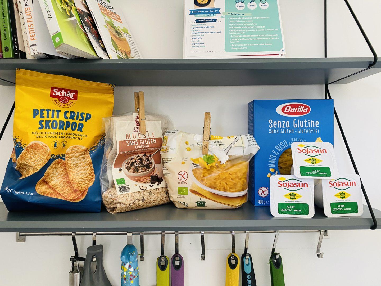 exemples d'aliments sans FODMAP