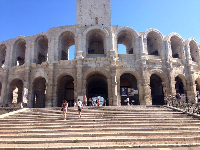 Arenes-Arles-Aout-2014-Languedpc-Roussillon