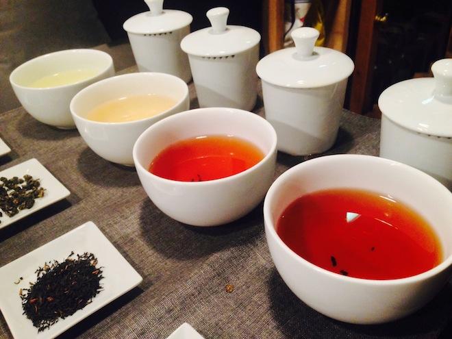 La Quintessence du thé
