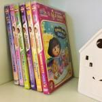 DVD-Dora-l-exploratice-Nickelodeon