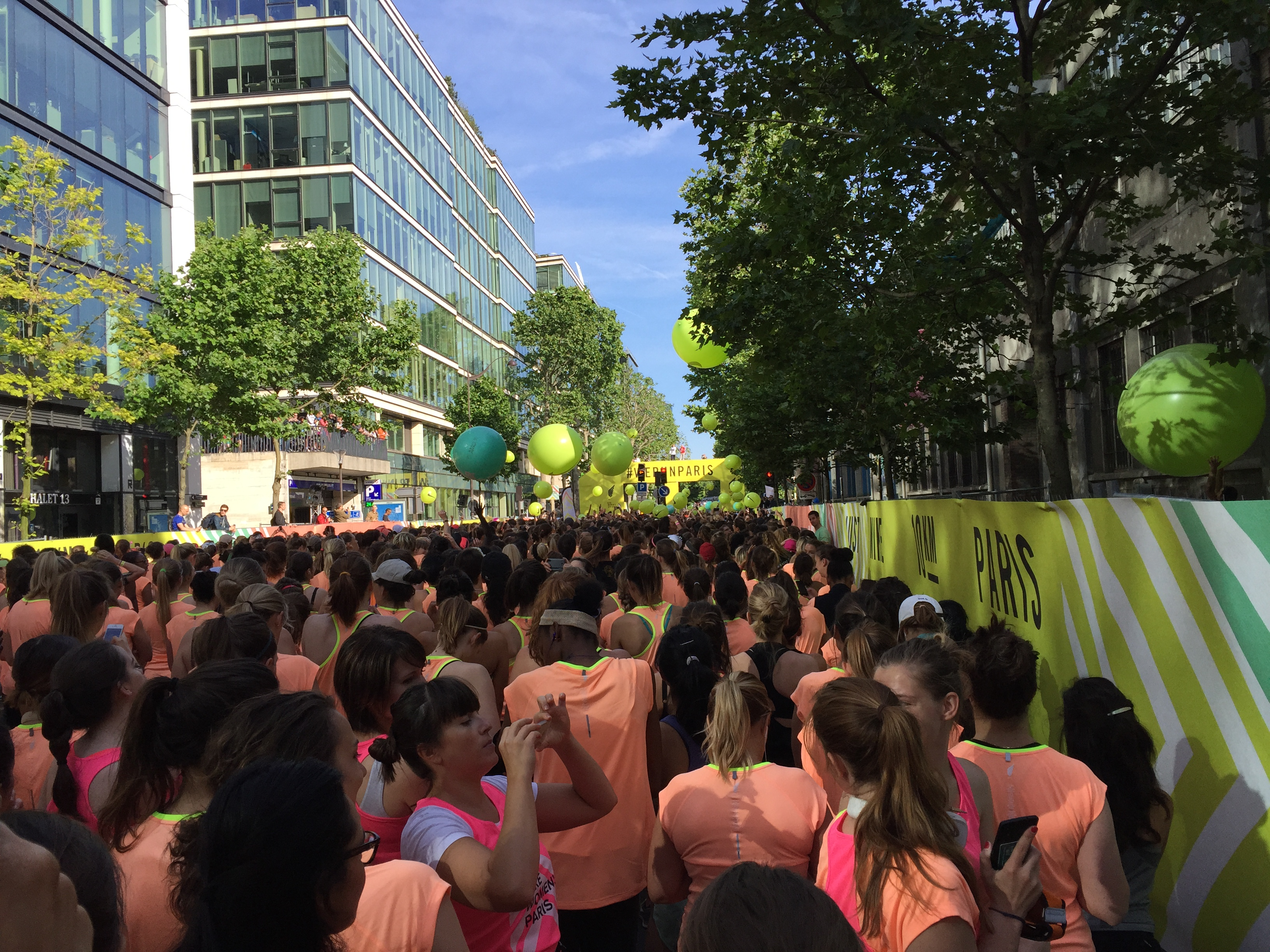 Nike Women Paris #CrewMumNRun